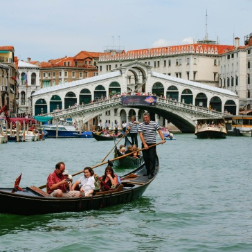 Boats tour in Venice